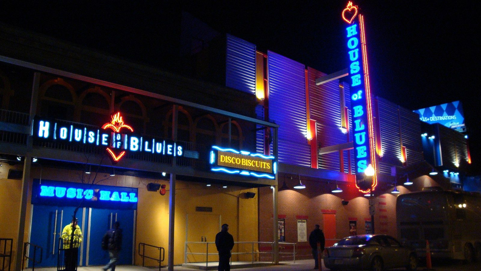 Boston Music Venues - House of Blues