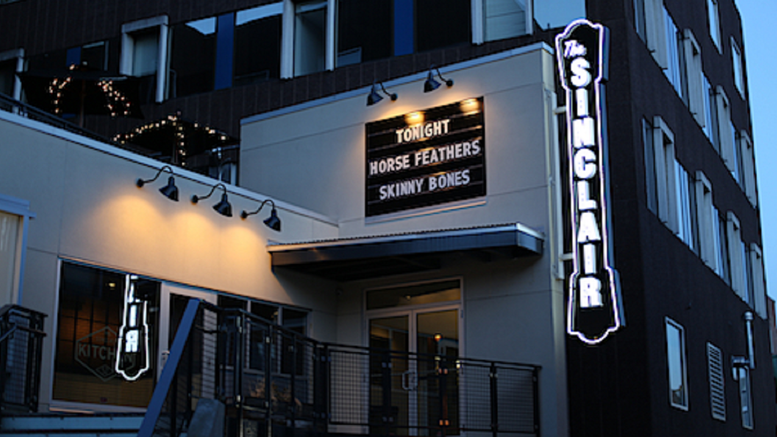 Boston Music Venues - Sinclair