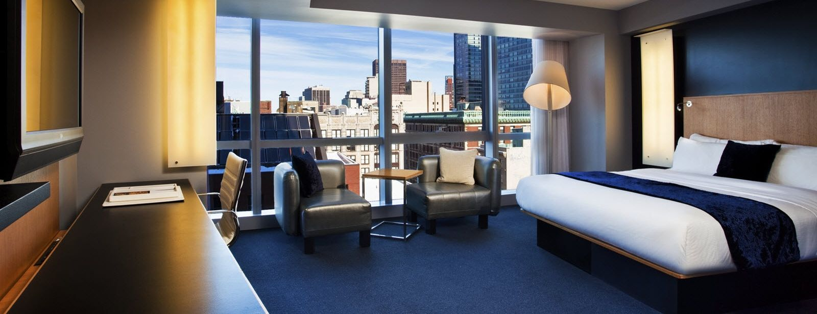 Hotel Rooms in Boston - Spectacular Room